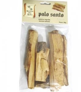 Incenso Palo Santo 100% Natural 50grs Madeira Sagrada do Perú