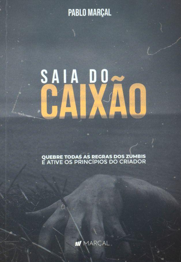 Livro Saia do Caixão SELO 459