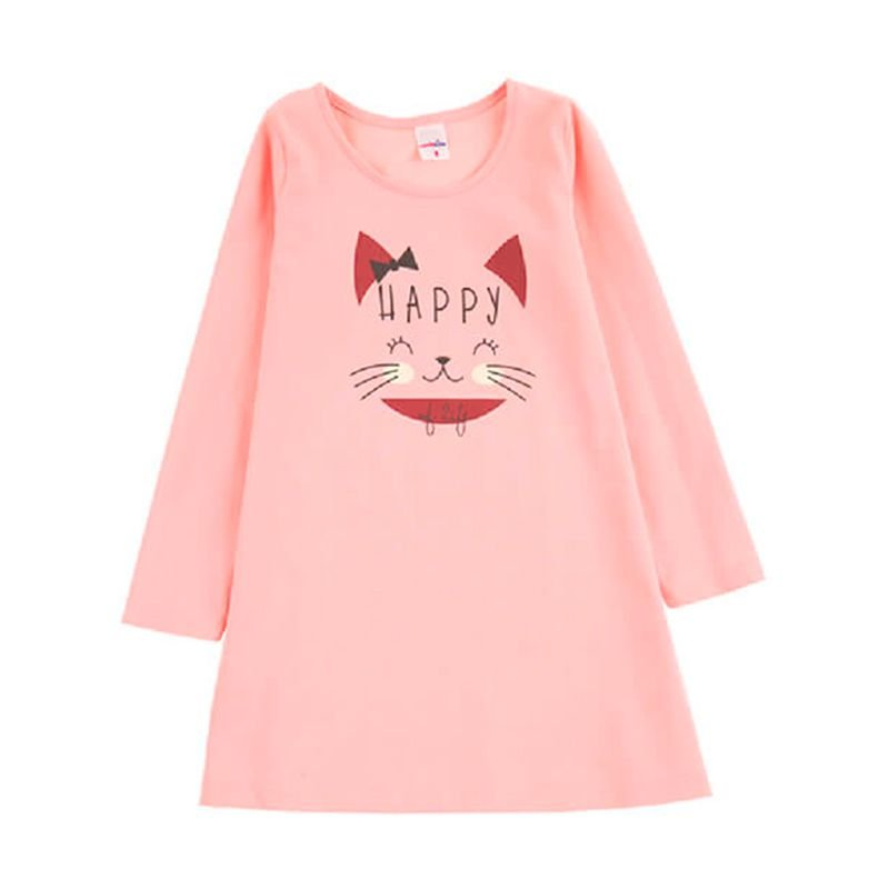 Camisola Happy Infantil Candy Kids Rosé