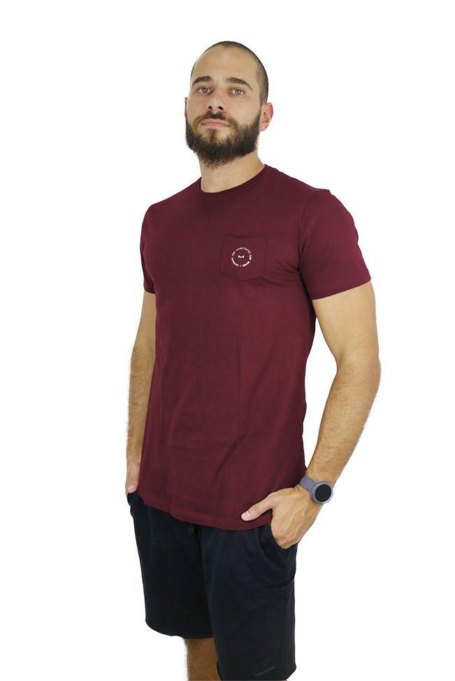 T-Shirt Classic Vinho