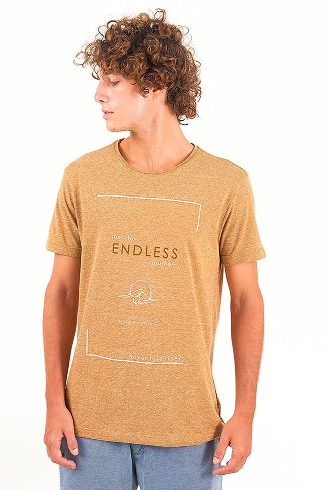 T-shirt Endless journey
