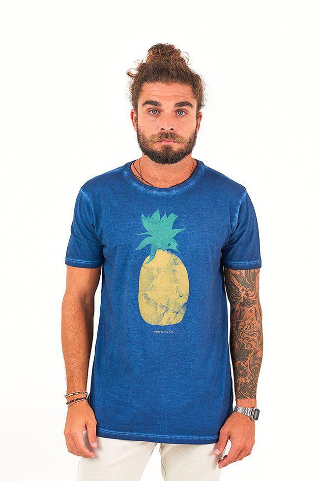 T-shirt Fresh pineapple