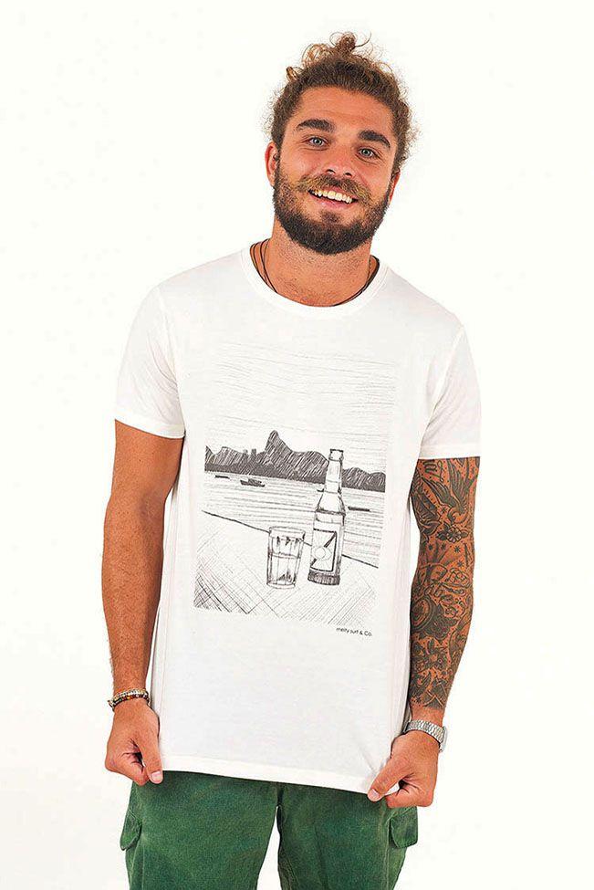 T-Shirt Rio lines