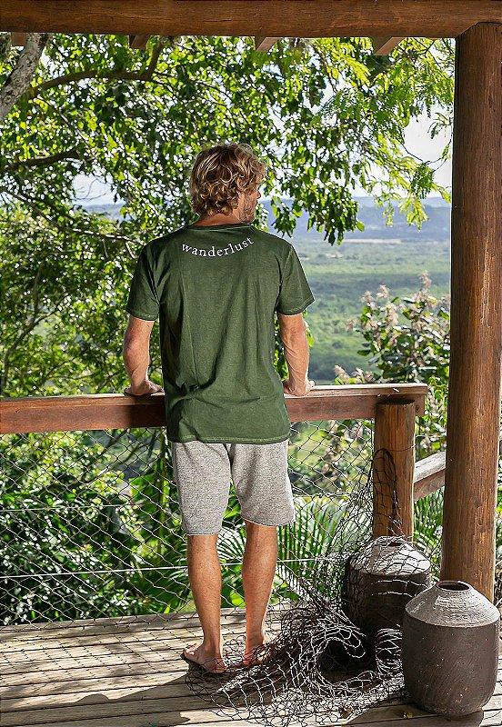T-Shirt Wanderlust melty