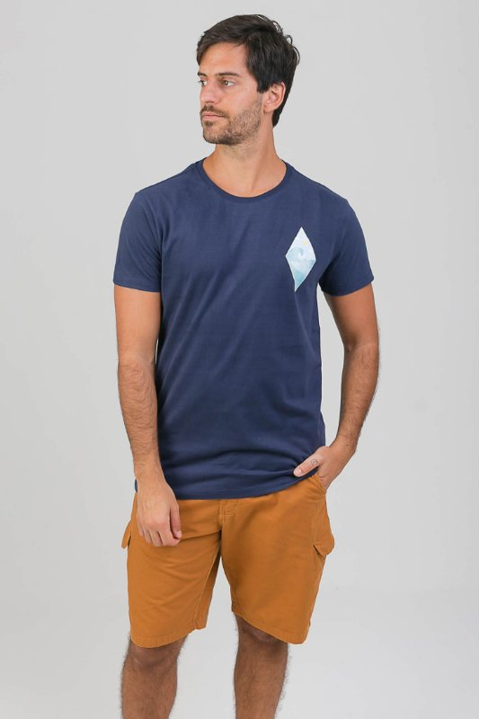 T-shirt Diamond Wave