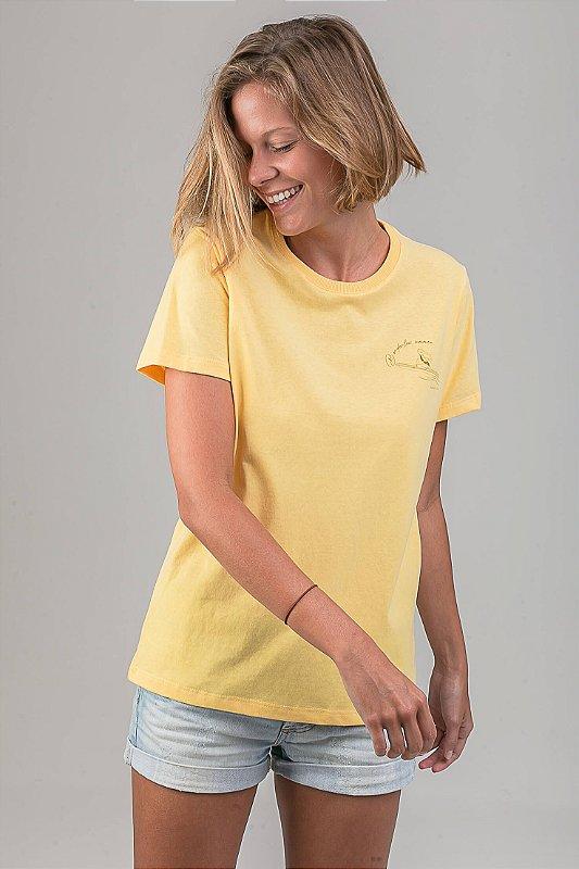 T-shirt Borderless Summer