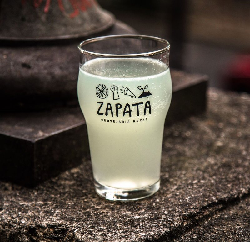 Copo Half Pint 250ml Zapata e Justo