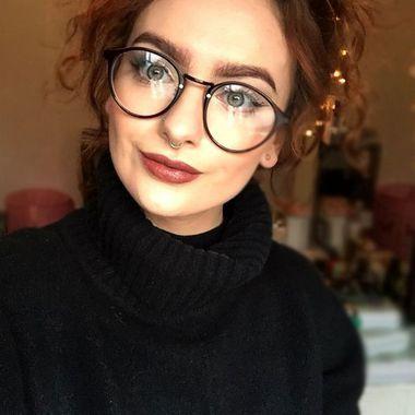 Ela é nerd Preta -Outlet