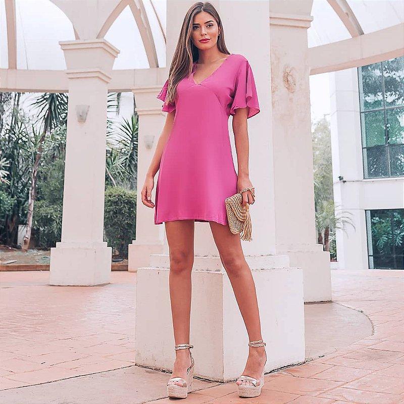 Vestido Maju pink