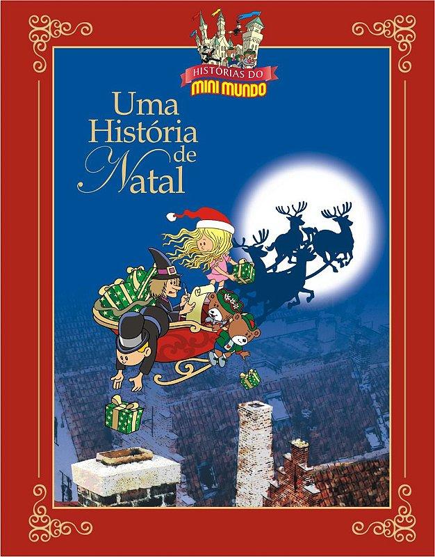 Livro Uma História de Natal