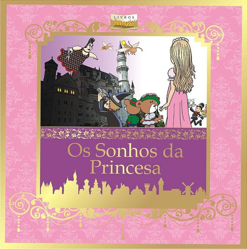 Livro Os Sonhos da Princesa