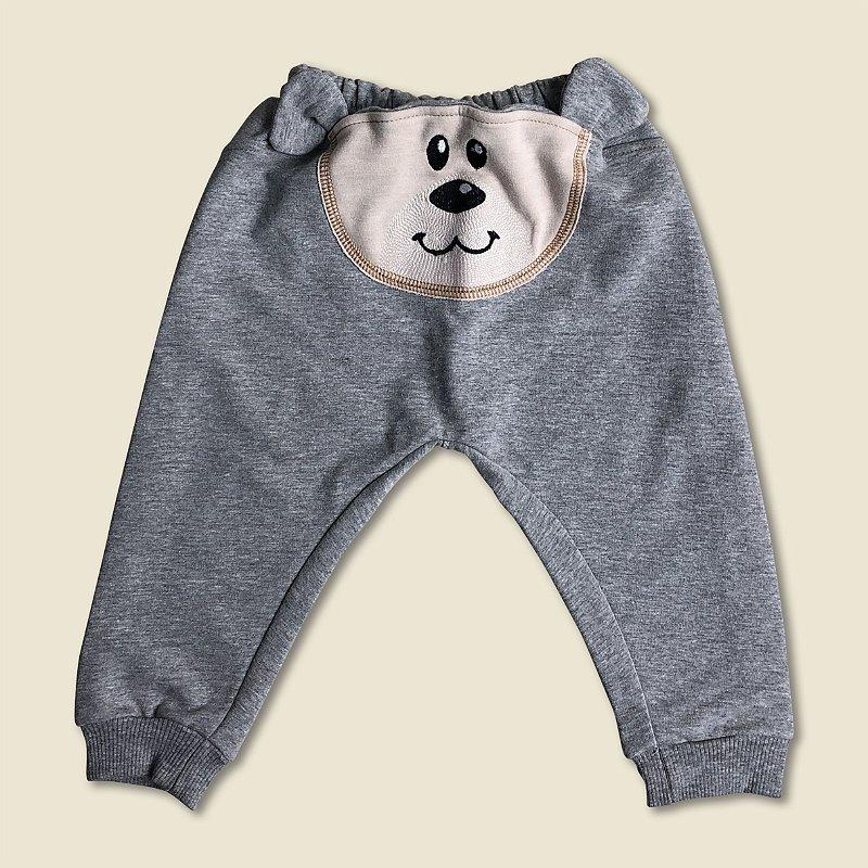 Calça Moletom Ursinho Gui Baby