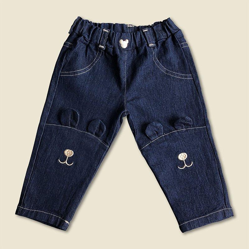 Calça Jeans Ursinha Ana