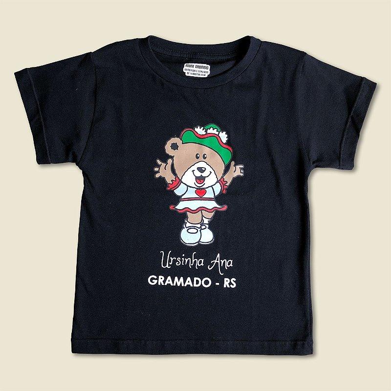 Camiseta Ursinha Ana