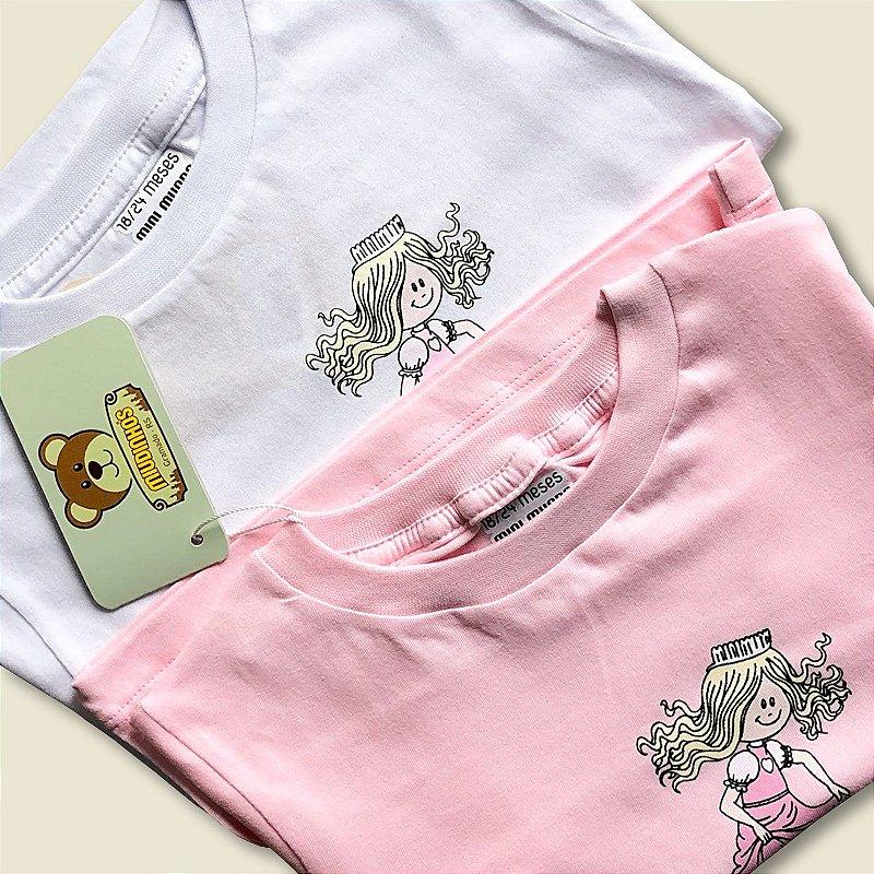 Camiseta Princesa Rafa