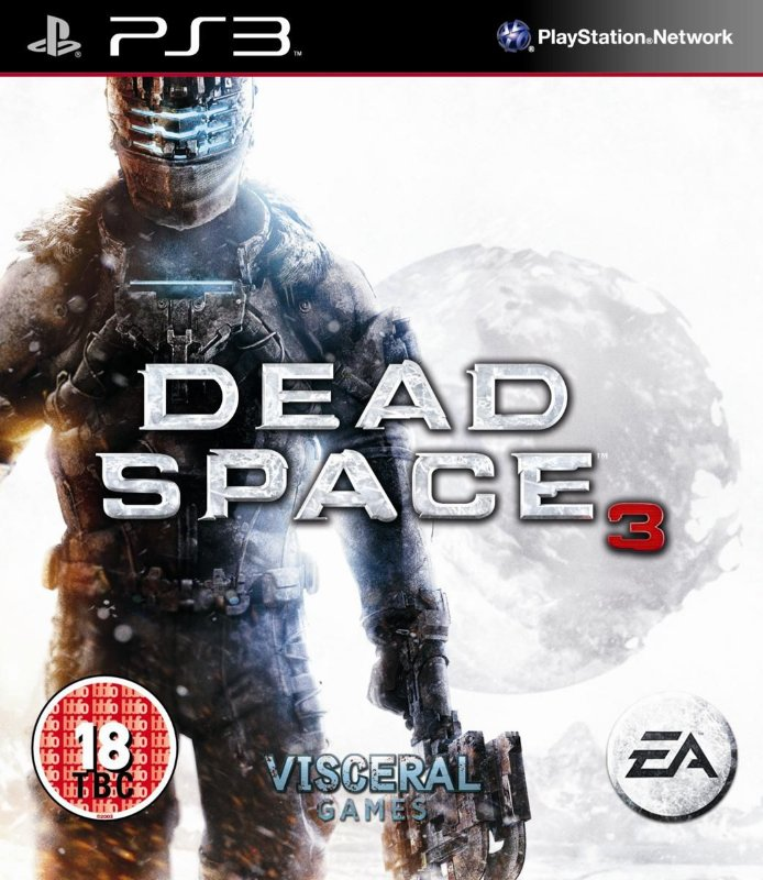 DEAD SPACE 3 PS3 FISICA LACRADO