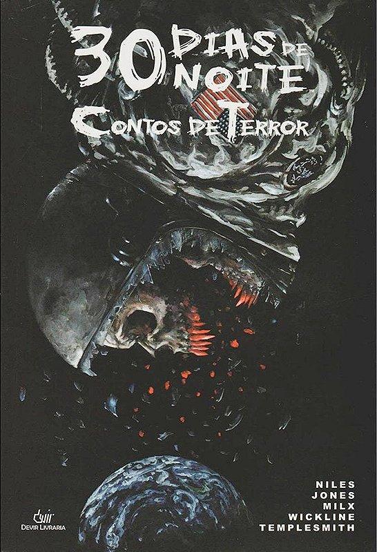 30 DIAS DE NOITE CONTOS DE TERROR HQ