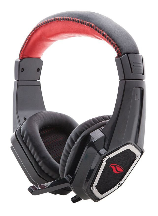 FONE DE OUVIDO HEADSET GAMER C3TECH CROW PH-G100BK PC NOTEBOOK