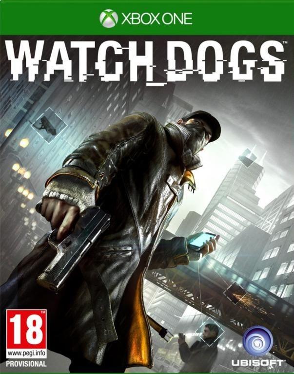 WATCH DOGS XBOX ONE NOVO LACRADO EM PORTUGUÊS