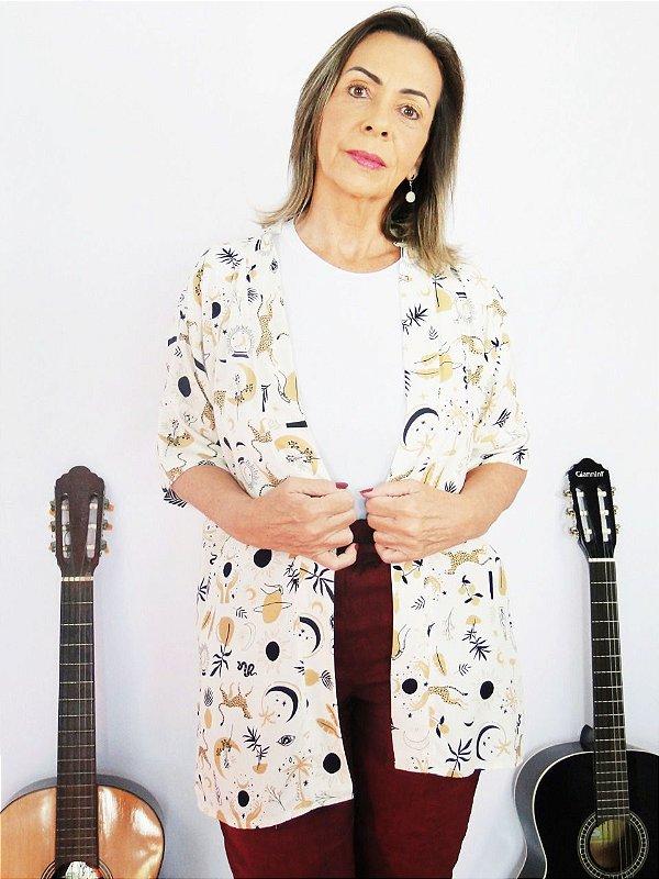 Kimono Rita Lee