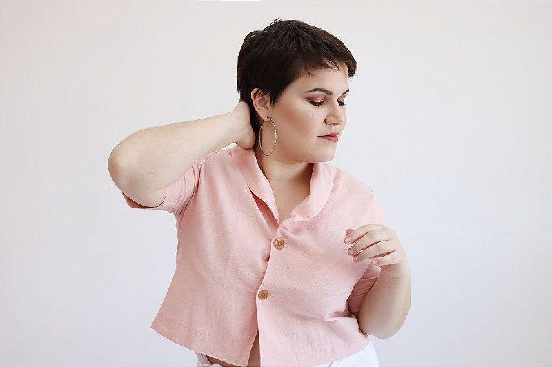 Blusa Lara rosa