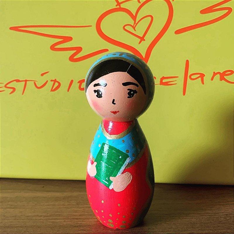 Boneca Malala P
