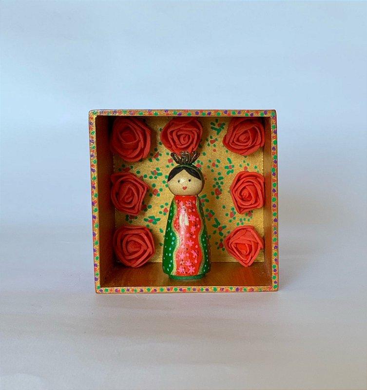 Altarzinho Nossa Senhora de Guadalupe