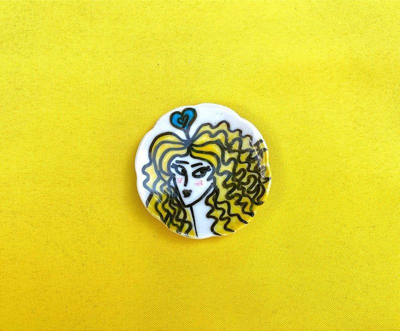 Prato Micro Girl Blonde