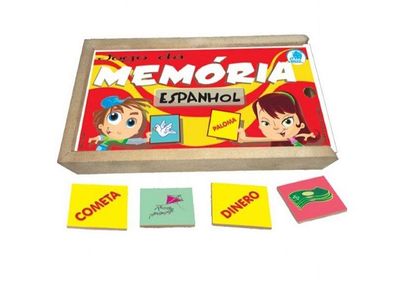 MEMORIA ESPANHOL