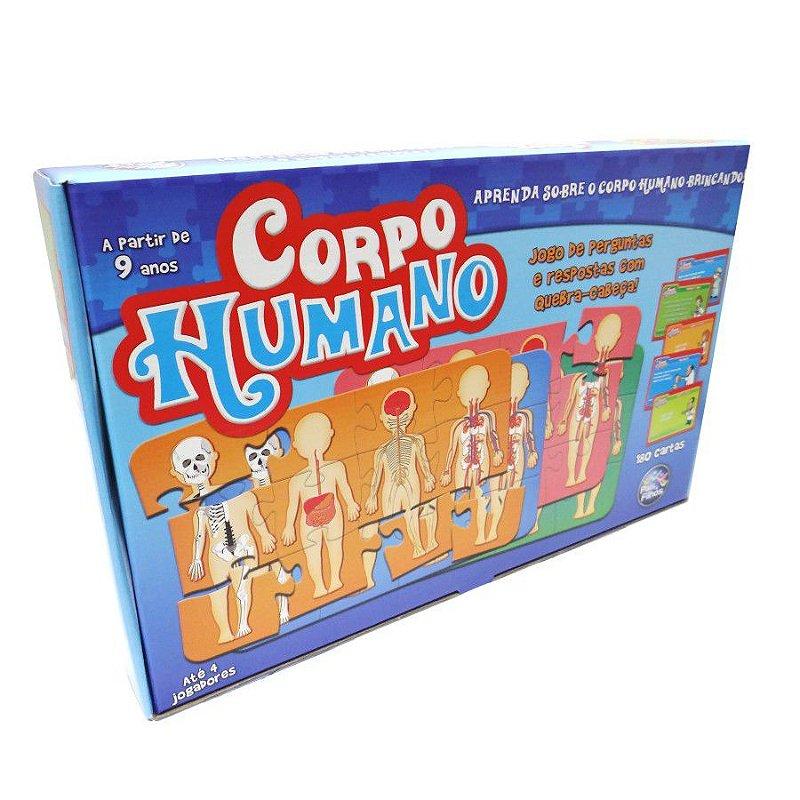 CORPO HUMANO - SUPER JOGOS