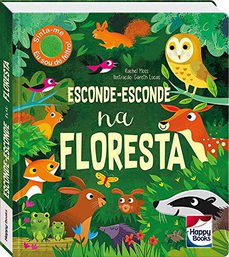 ESCONDE-ESCONDE: NA FLORESTA