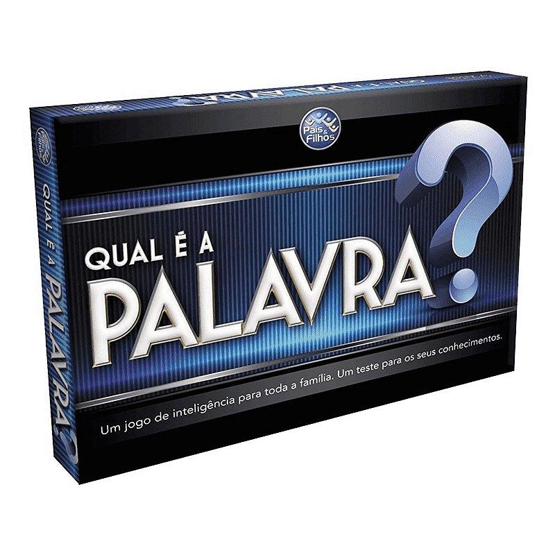QUAL E A PALAVRA - TOP LINE