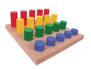 PINOS Coloridos (Simque)