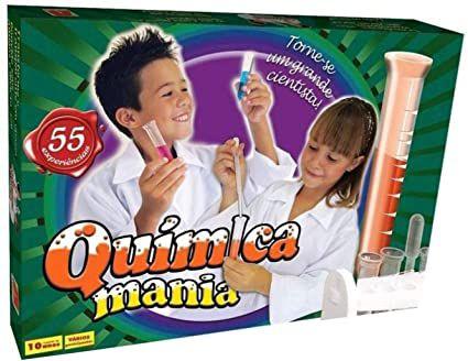 QUIMICA MANIA