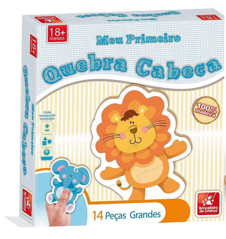 MEU PRIMEIRO QUEBRA CABECA - BC