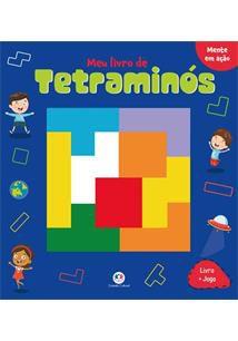 Meu livro brinquedo de Tetraminos