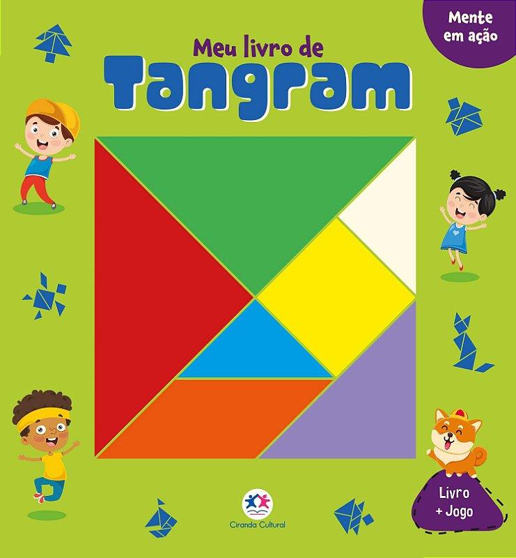 Meu livro de Tangram