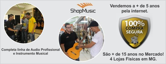 ShopMusic Instrumentos e Audio
