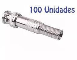 BNC MOLA PACOTE 100 PEÇAS