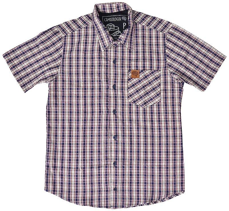 Camisa Xadrez Queijo Canastra
