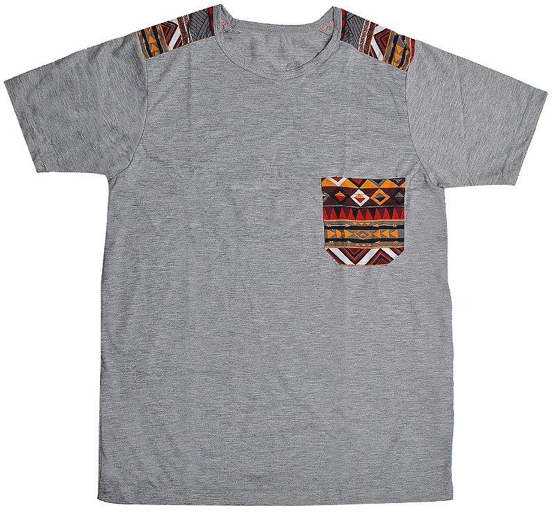 Camiseta Étnica Wine