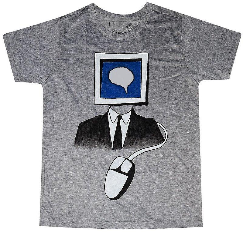 Camiseta Canções de Computador