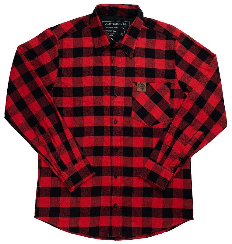 Camisa Xadrez Diamantina