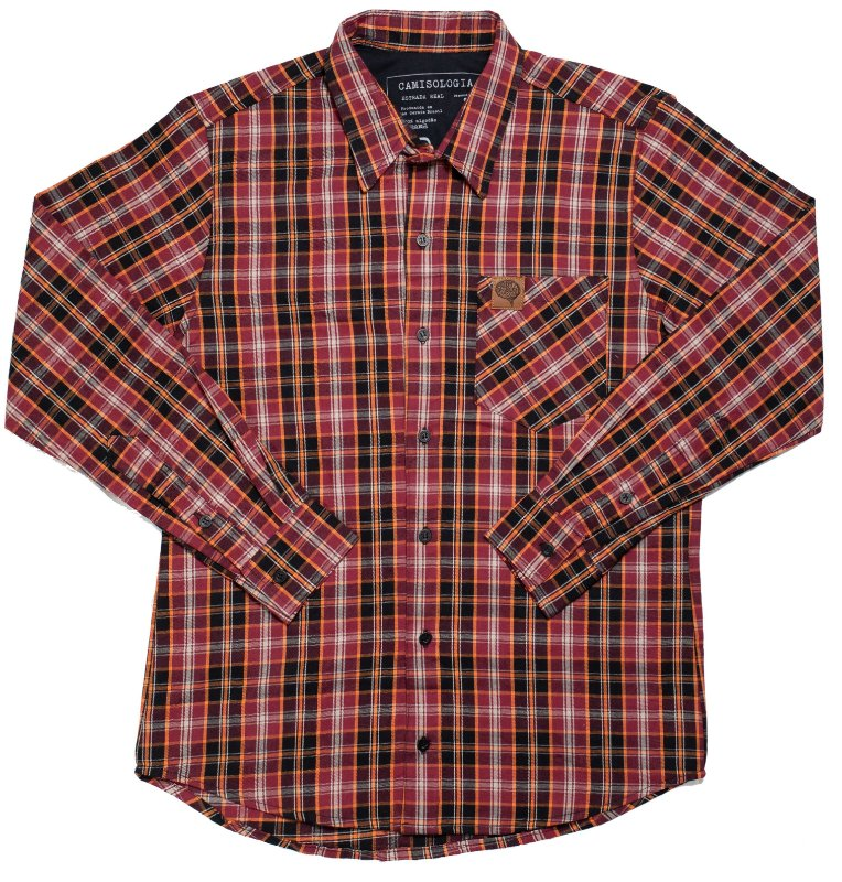 Camisa Xadrez Tiradentes
