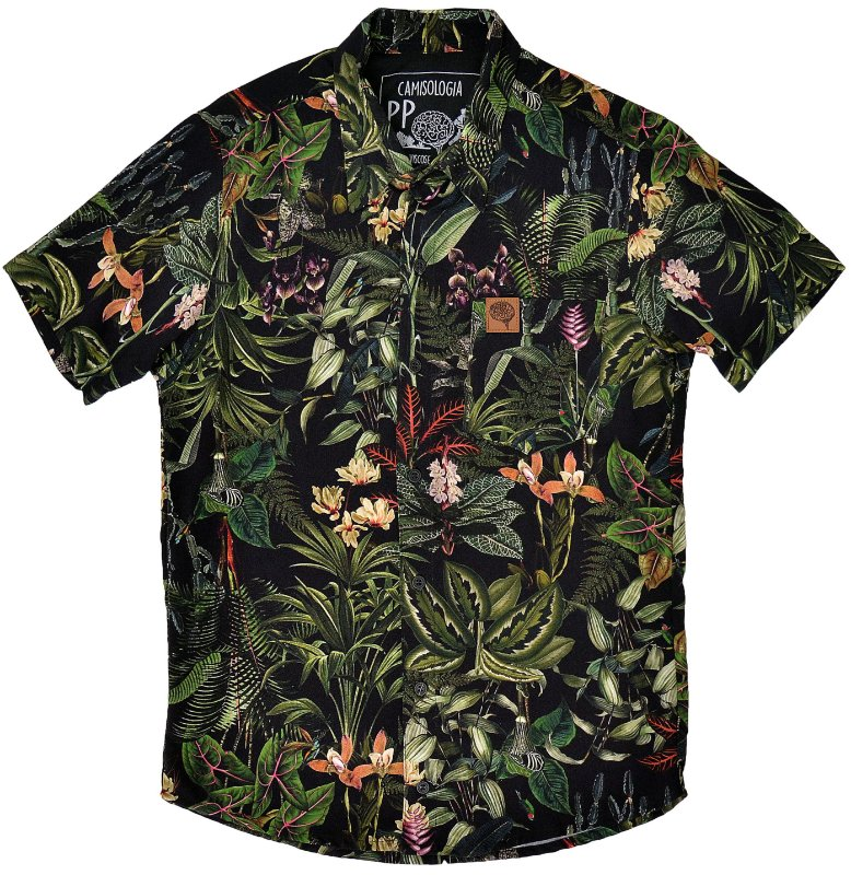 Camisa Floresta Negra