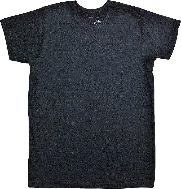 Camiseta Preto Básica