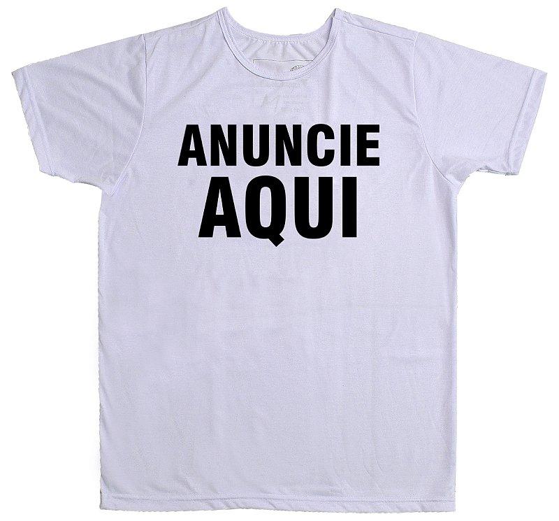 Camiseta ANUNCIE AQUI
