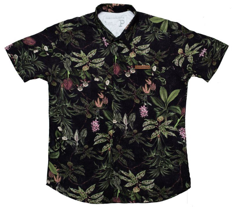 Camisa Jardim