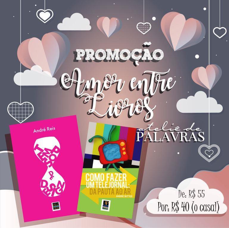 *Promoção Amor entre Livros - Kit 5