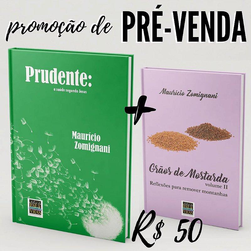 Promoção de pré-venda: Prudente: a saúde segundo Jesus